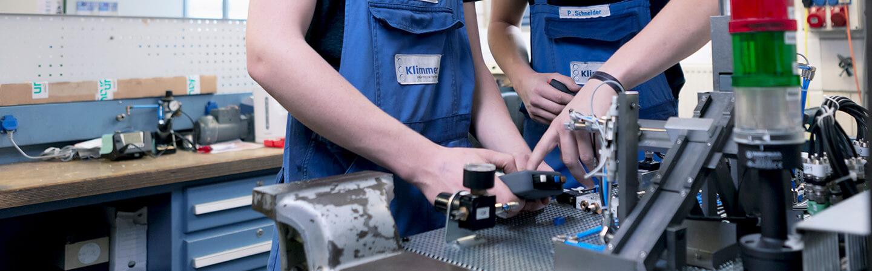 ausbildung mechatroniker