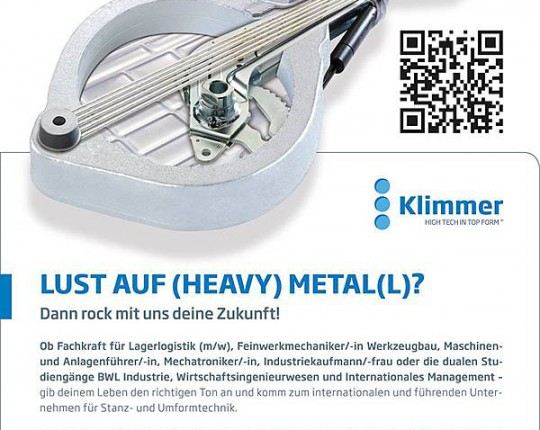 klimmer heavy metall