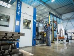 machine fleet eccentric presses klimmer