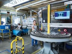 machine fleet welding klimmer