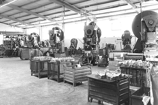 klimmer 1977 stamping facility