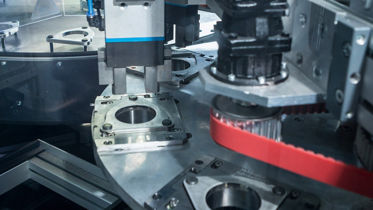 flange thread forming screw press-in nut welding