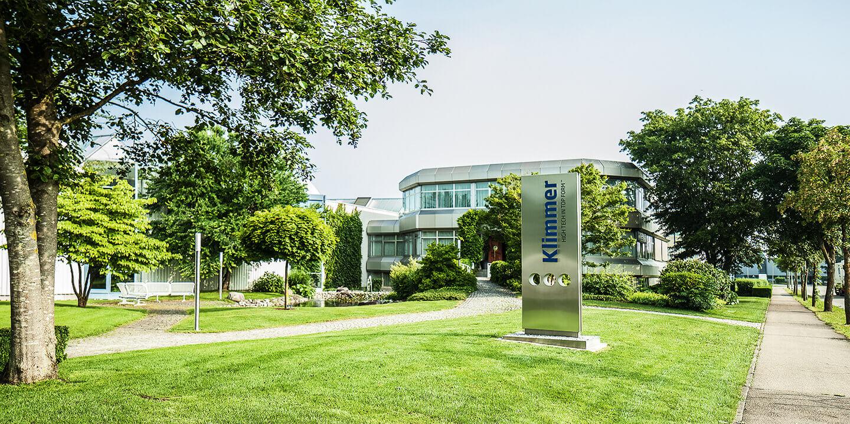 klimmer burgau entrance area